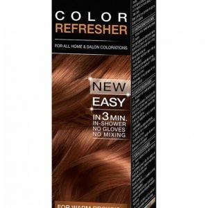 Schwarzkopf Color Refresher For Warm Browns Hiusväri