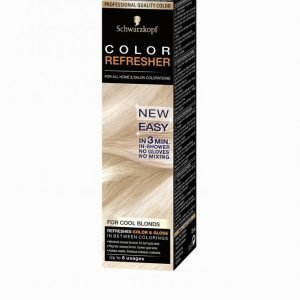 Schwarzkopf Color Refresher Hiusväri Cool Blondes
