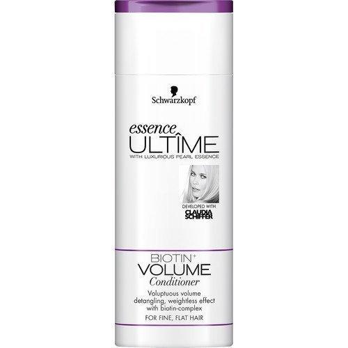 Schwarzkopf Essence Ultime Biotin + Volume Conditioner