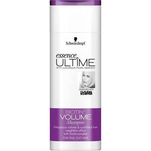 Schwarzkopf Essence Ultime Biotin + Volume Shampoo