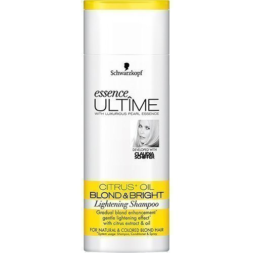Schwarzkopf Essence Ultime Citrus + Oil Blonde & Bright Shampoo