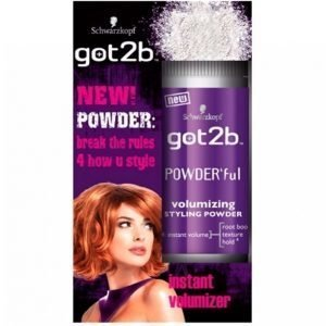 Schwarzkopf G2b Volumizing Powder 10 G