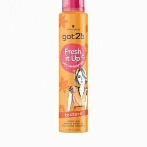 Schwarzkopf Got2b Fresh It Up Texture Dry Shampoo 200 Ml Kuivashampoo