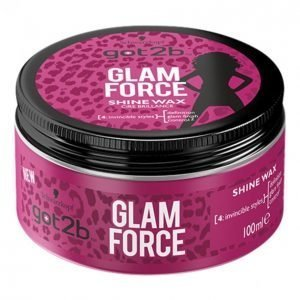 Schwarzkopf Got2b Glam Force Hiusvaha 100 Ml