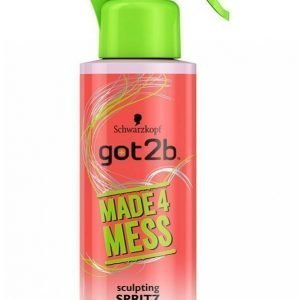 Schwarzkopf Got2b Made4mess Sculpting Spritz 150 Ml