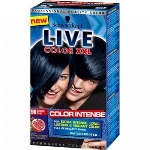 Schwarzkopf Live 90 Cosmic Blue Hiusväri