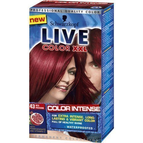 Schwarzkopf Live Color XXL 43 Red Passion