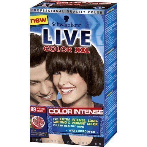 Schwarzkopf Live Color XXL 89 Bitter-Sweet Chocolate
