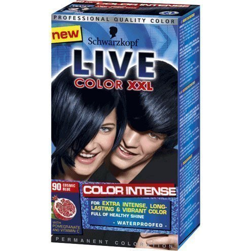 Schwarzkopf Live Color XXL 90 Cosmic Blue