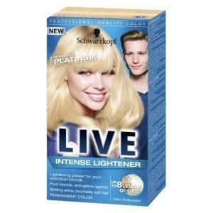 Schwarzkopf Live Color Xxl 00a Platinum Kestoväri