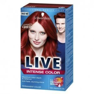 Schwarzkopf Live Color Xxl 37 Hypnotic Red Kestoväri