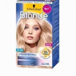 Schwarzkopf Poly Blonde Hiusväri 10.19 Pastel Rosé