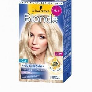 Schwarzkopf Poly Blonde Hiusväri 10.21 Icy Vanilla