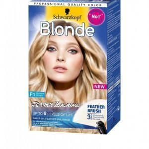Schwarzkopf Poly Blonde Hiusväri Feather Balayage