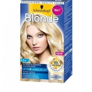 Schwarzkopf Poly Blonde Hiusväri L1+ Extr Lightener