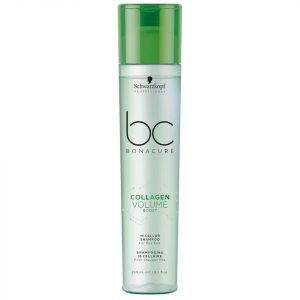 Schwarzkopf Professional Bc Collagen Volume Boost Micellar Shampoo 250 Ml