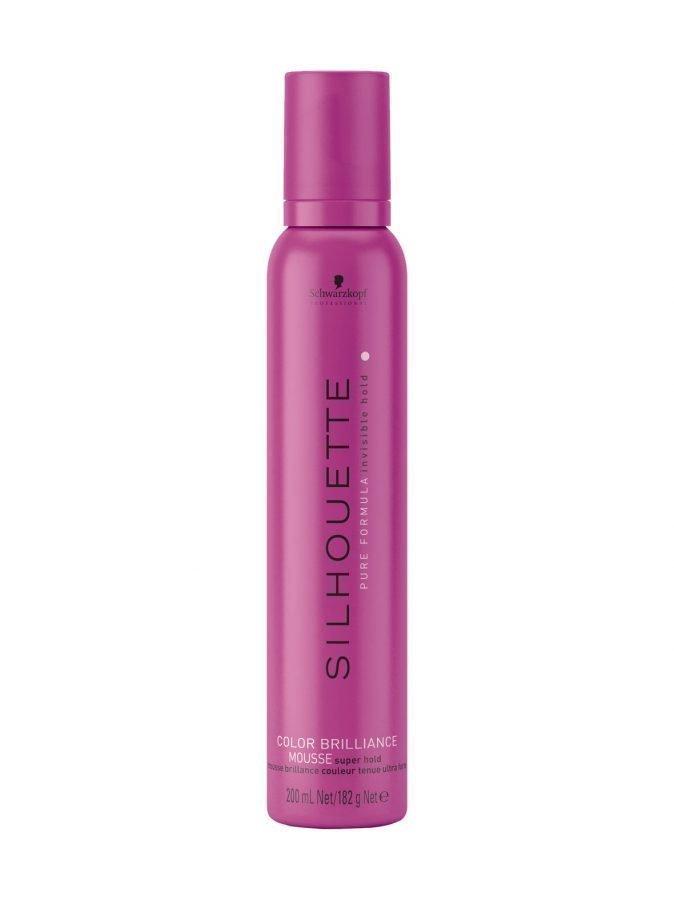 Schwarzkopf Silhouette Silhouette Color Brilliance Hiuskiinne 500 ml