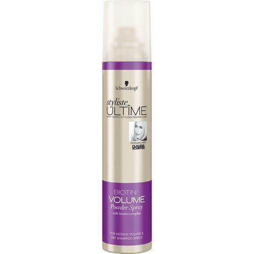Schwarzkopf Styliste Ultime Biotin + Volume Powder Spray