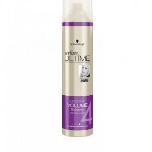 Schwarzkopf Styliste Ultime Volume Hairspray 300 Ml Hiuskiinne