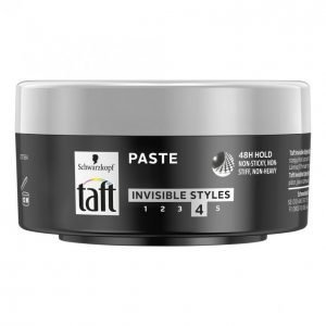Schwarzkopf Taft Invisible Paste Muotoilutahna 150 Ml