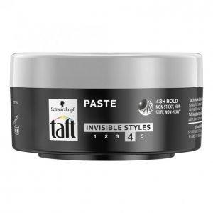 Schwarzkopf Taft Invisible Paste Muotoilutahna 150 Ml