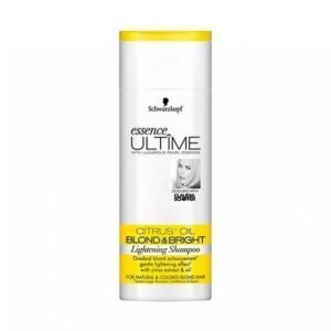 Schwarzkopf Ultime Blond & Bright Shampoo 250 Ml