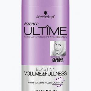 Schwarzkopf Ultime Volume Shampoo 250 Ml