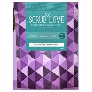 Scrub Love Cacao Body Scrub Cacao & Peppermint