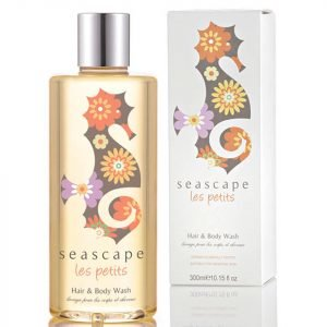 Seascape Island Apothecary Les Petits Hair And Body Wash 300 Ml