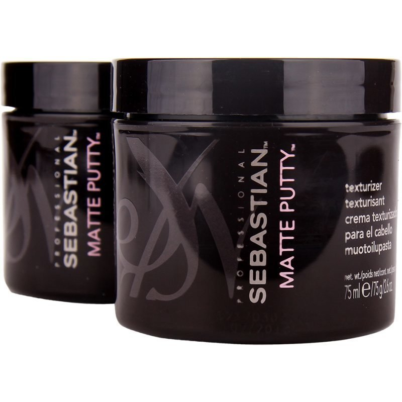Sebastian Form Duo Matte Putty 75ml x 2