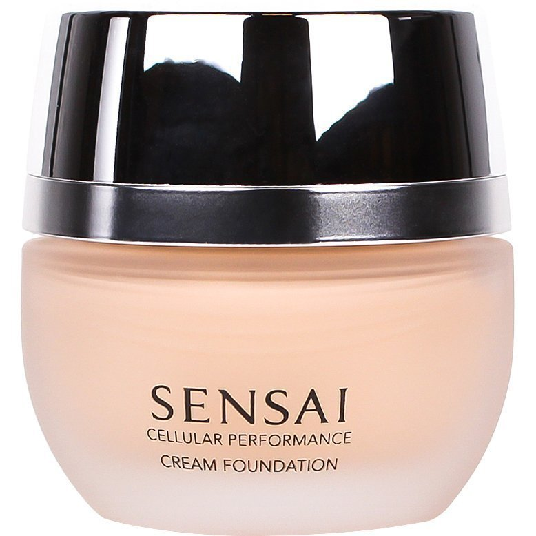 Sensai Cellular Performance Cream Foundation CF13 Warm Beige 30ml