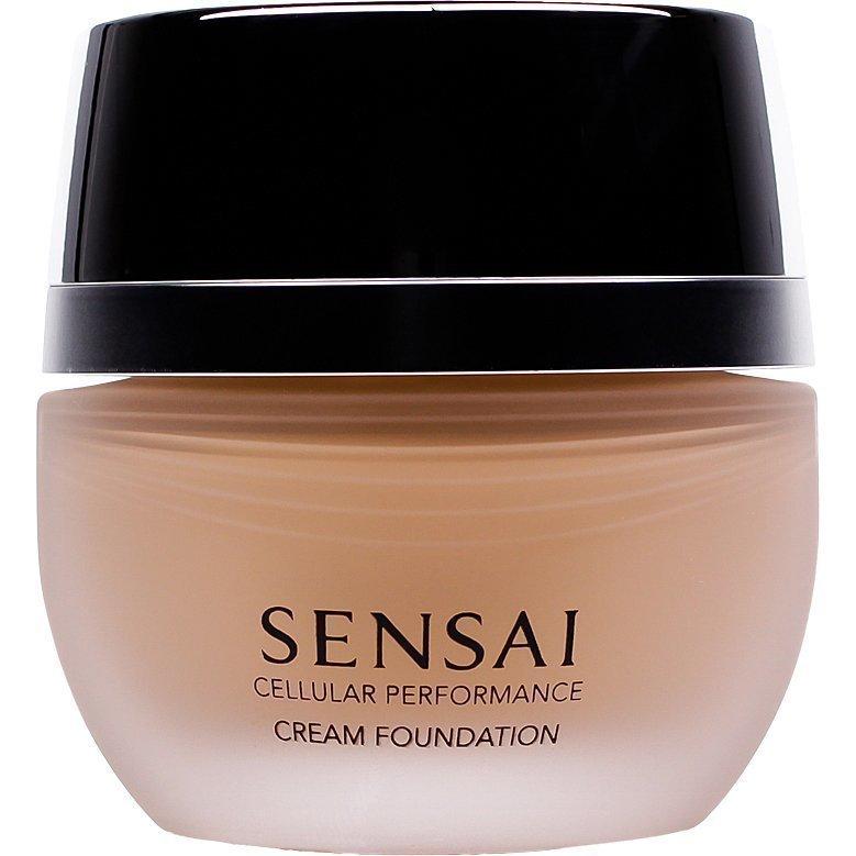 Sensai Cellular Performance Cream Foundation CF23 Almond Beige 30ml