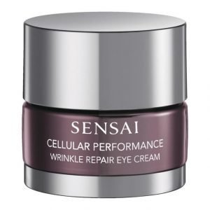Sensai Cellular Performance Wrinkle Repair Eye Cream Silmänympärysvoide 15 ml