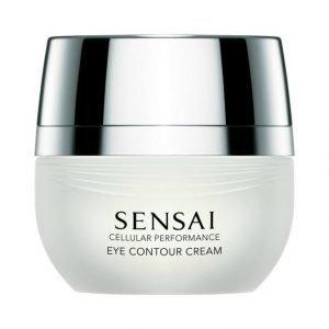Sensai Eye Contour Cream Silmänympärysvoide 15 ml