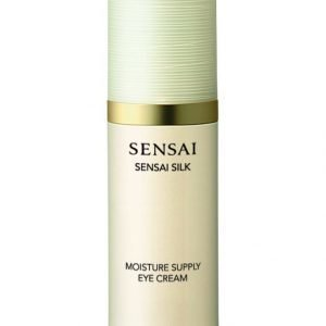 Sensai Silk Moisture Supply Eye Cream Silmänympärysihon Hoitovoide 15 ml