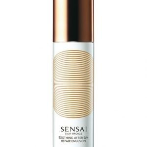 Sensai Silky Bronze Cellular Soothing After Sun Repair Emulsion Rauhoittava Emulsio 150 ml