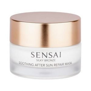 Sensai Silky Bronze Cellular Soothing After Sun Repair Mask Rauhoittava Naamio 60 ml