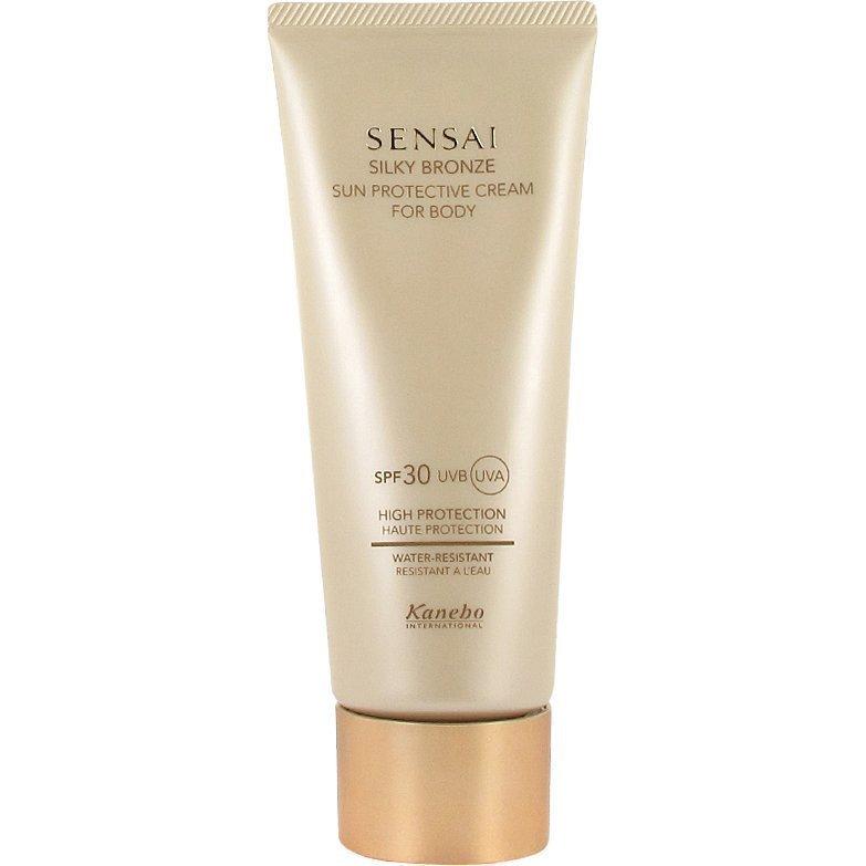 Sensai Silky Bronze Cream For Body 150ml