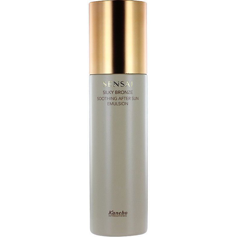 Sensai Silky Bronze Soothing After Sun Emulsion 150ml