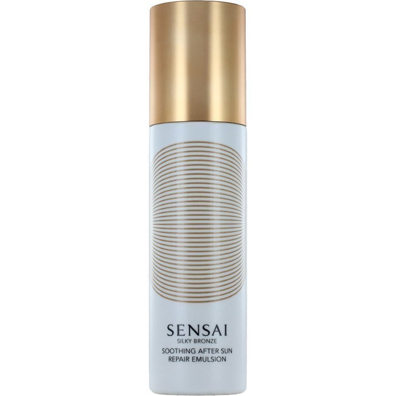 Sensai Silky Bronze Soothing After Sun Repair Emulsion 150ml