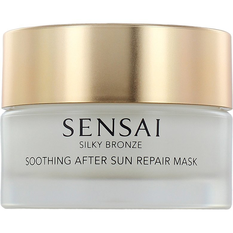 Sensai Silky Bronze Soothing After Sun Repair Mask 60ml