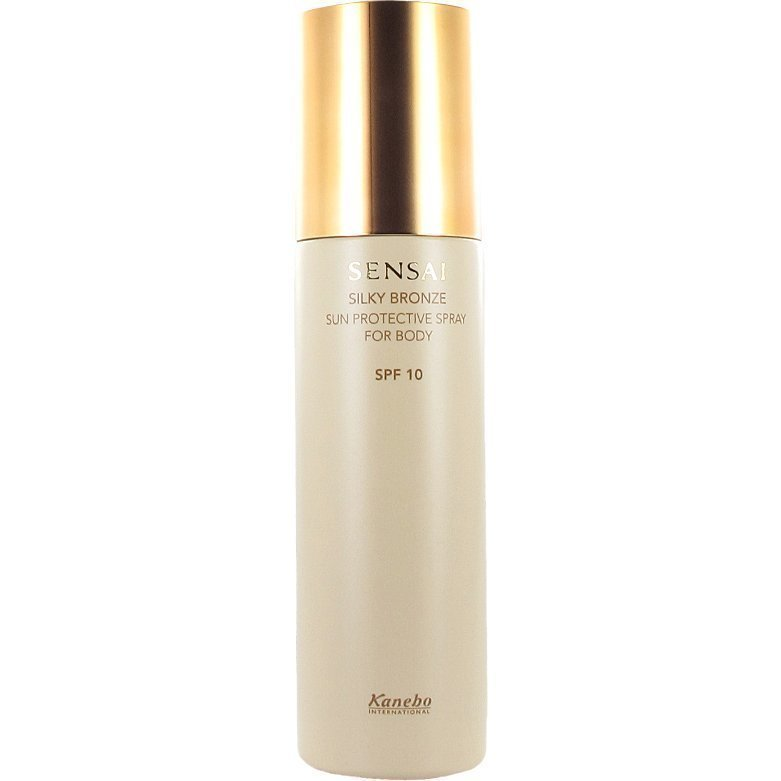 Sensai Silky Bronze Spray For Body 150ml