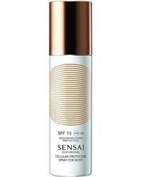 Sensai Silky Bronze Spray For Body SPF15