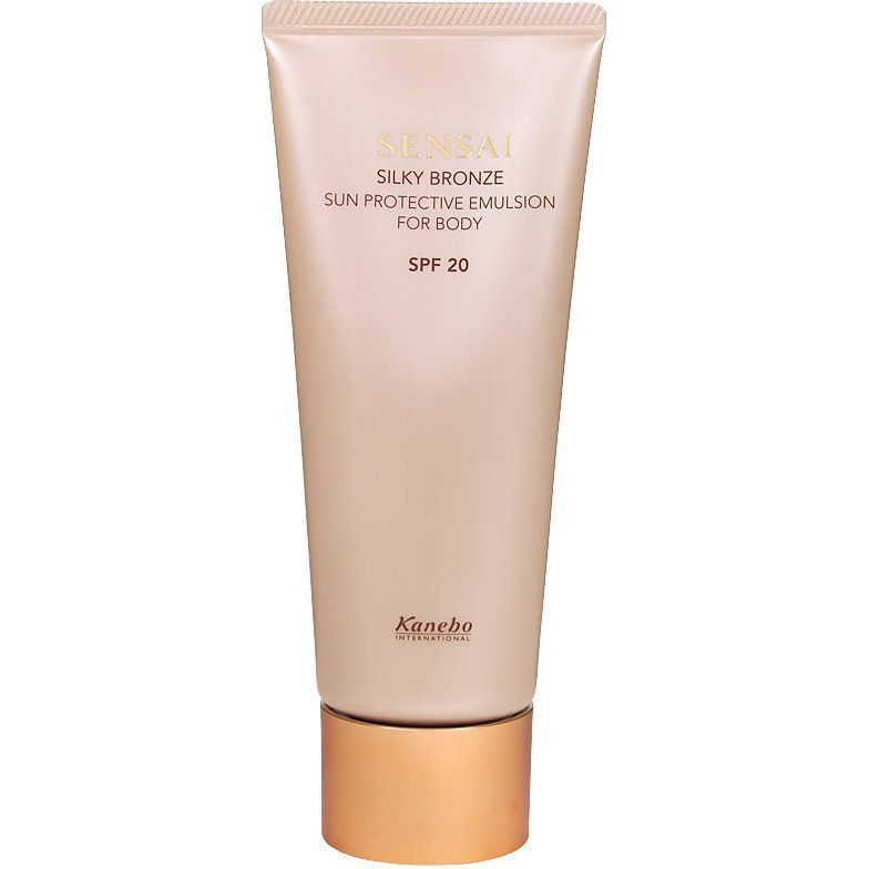 Sensai Silky Bronze Sun Protective Emulsion For Body SPF20 150ml
