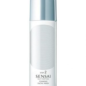 Sensai Silky Purifying Foaming Facial Wash Puhdistusvaahto 150 ml