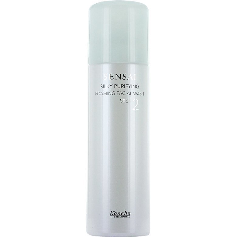 Sensai Silky Purifying Foaming Facial Wash Step 2 150ml