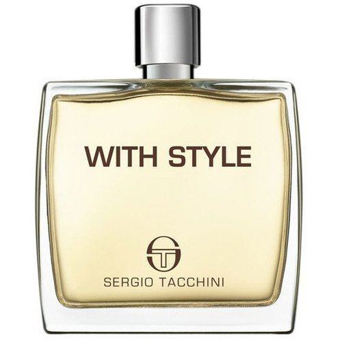 Sergio Tacchini With Style After Shave Lotion