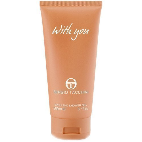 Sergio Tacchini With You Bath & Shower Gel