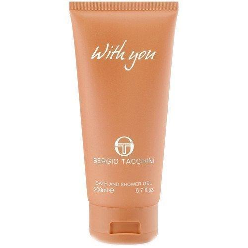 Sergio Tacchini With You Bath & Shower Gel
