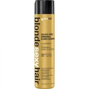 Sexy Hair Blonde Bombshell Blonde Shampoo 300 Ml